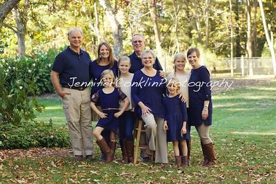 Warner family 2015