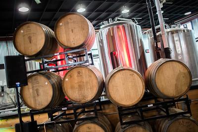 Fulton Birthday at Vanish Farmwoods Brewery