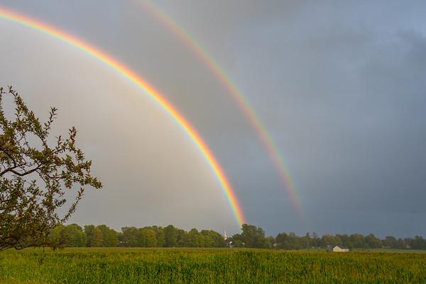 Grand Isle Rainbows