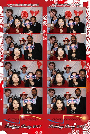 Clovis Oncology Holiday Party 2017