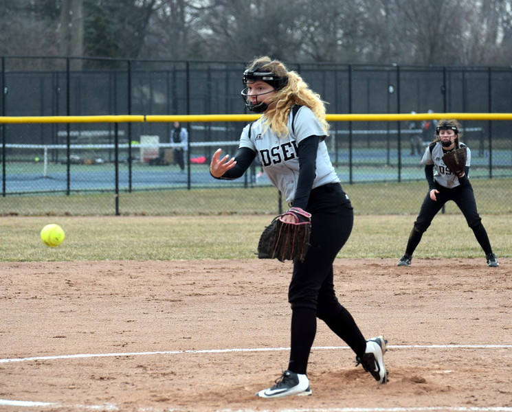 Lincoln Park traveled to Edsel Ford on Wednesday afternoon and defeated the Thunderbirds by a score of 18-6. Photo by Frank Wladyslawski - Digital First Media