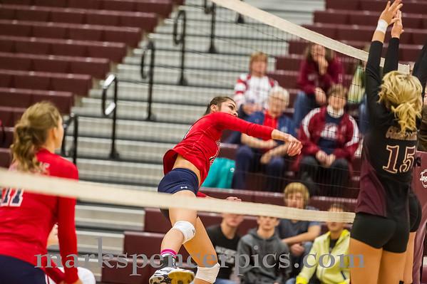 Volleyball SHS vs MMHS 10-25-2012