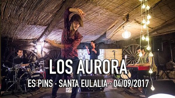 LOS AURORA - ES PINS