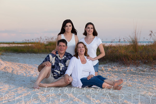 Keating Family