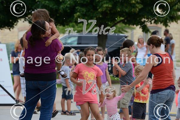 Batavia Windmill City Festival in Batavia, Ill July 10-13, 2014
