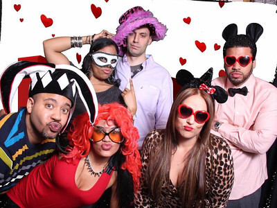 Valentines Day at Lenora's Bar