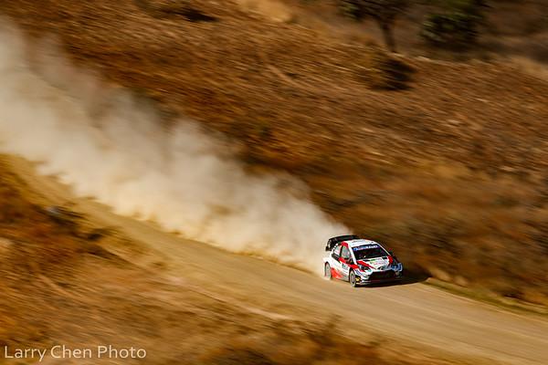 WRC Mexico 2020