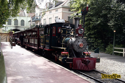 Disneyland March 2006