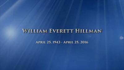 William Hillman