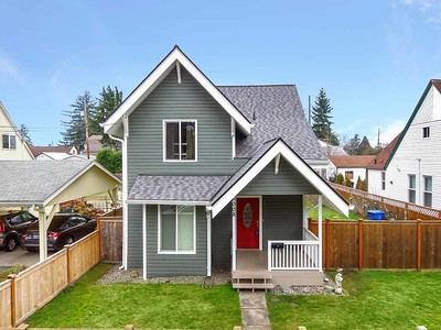 6008 S Junett St, Tacoma