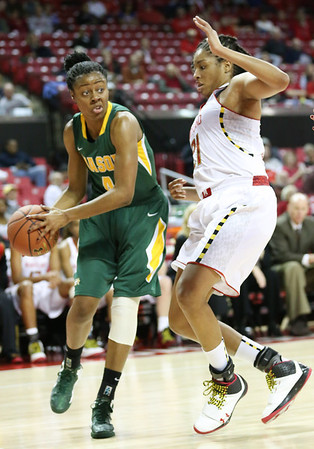 Terps vs George Mason - 12/8/12