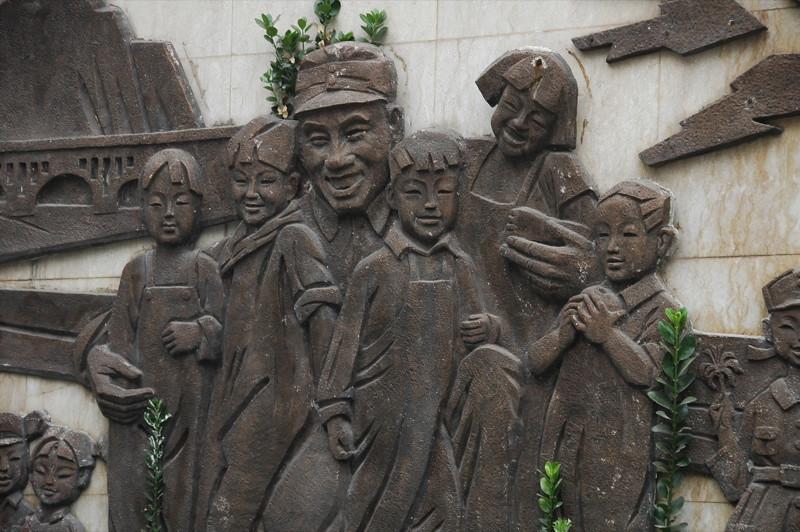 Chinese Wall Art - Xi'an, China