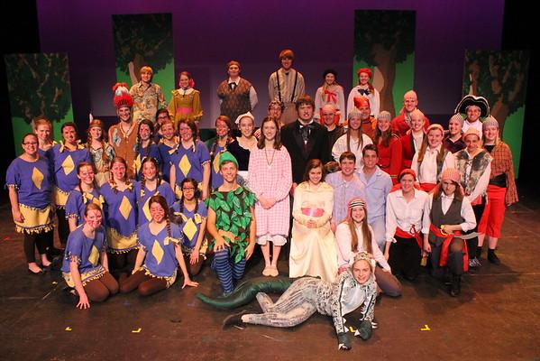 Peter Pan Musical - 3/26/15 - KCHS