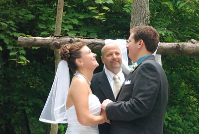 Brandie & Micah wedding June 18, 2011