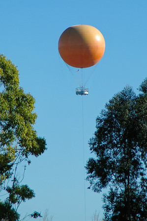 1-17-09 El Toro Balloon