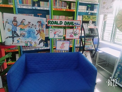 Roald Dahl Week Celebrations ( 13th to 20th Sept.)
