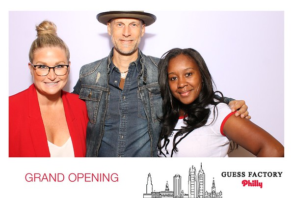 Guess Grand Opening