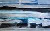 Sea Drift-Iorillo, 30x50 painting on canvas