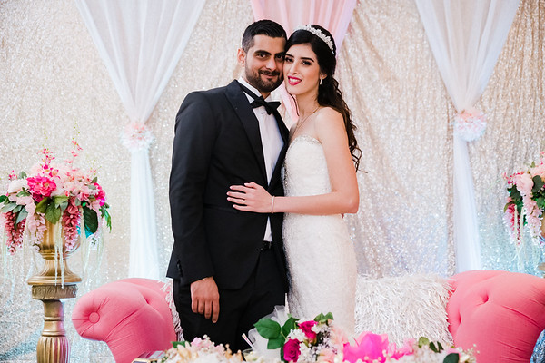 Sara & Faizi's Wedding