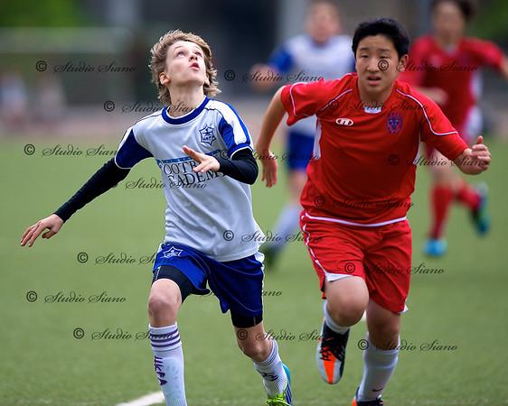 Football Academy vs HKIS Jan 7, 2012
