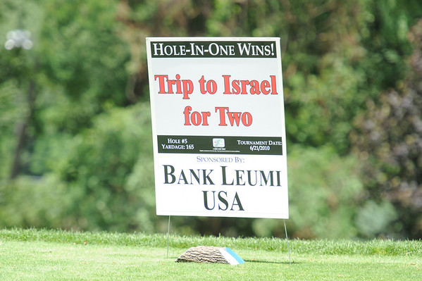 Bank Leumi USA - Golf