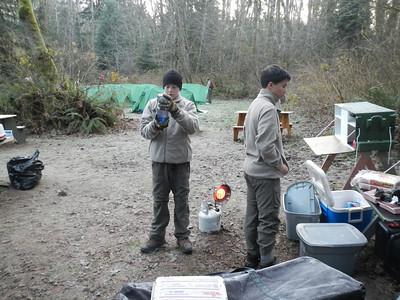 Archery Camp - Nov 22-24