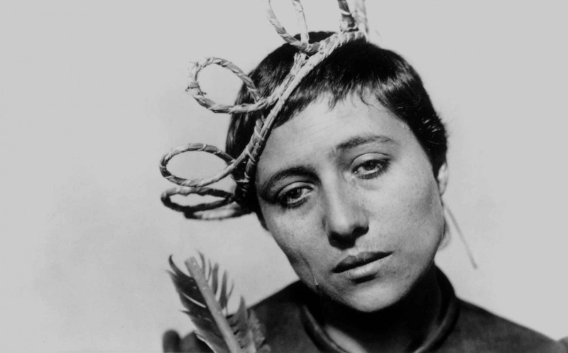 The Passion of Joan of Arc with Organist Dorothy Papadakos