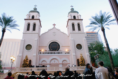 2013-12-09 Inaugural Mass for Centennial Year of St. Mary's Basilica