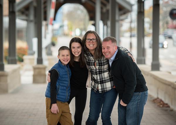 Mangione Family 2020