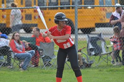 Girls Softball 4-25-19