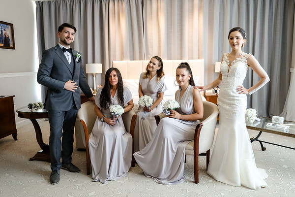 Hotel Wedding Guests