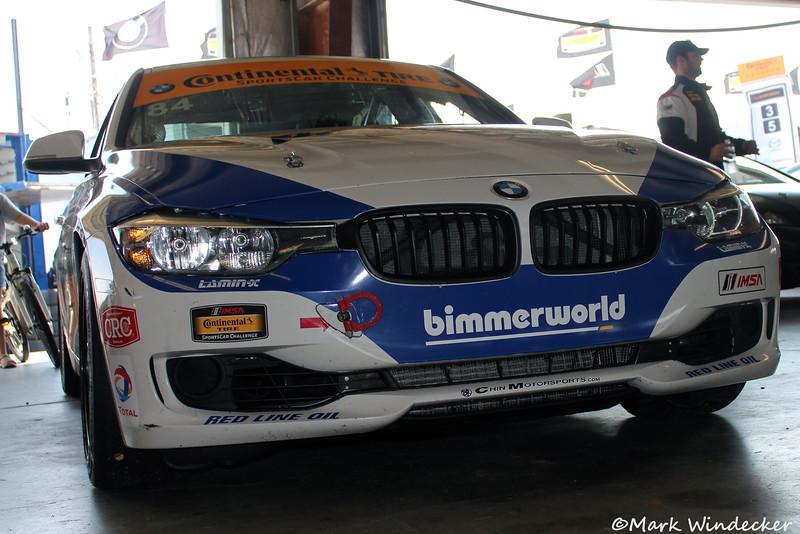 ST BimmerWorld Racing BMW 328i