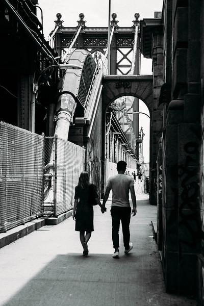 Bridge hand holding couple bnw 1.jpg
