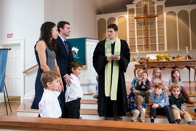 Will Baptism Nov 2014