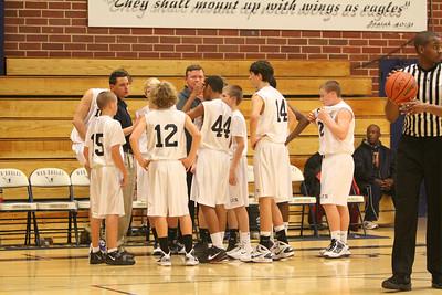 MS Basketball - A Team