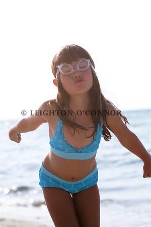 Beach Images - Children