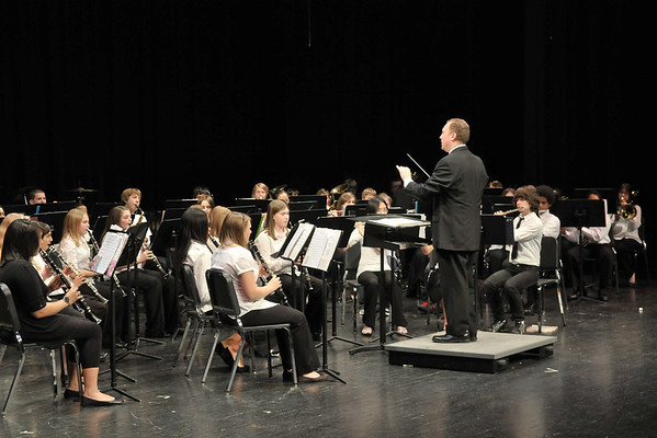 2010-03-18: Cary and Reedy Creek Bands Concert