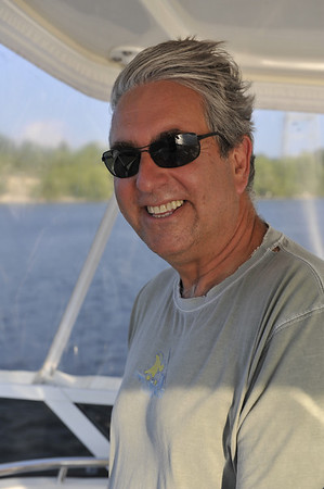 Susan Jack on Yacht