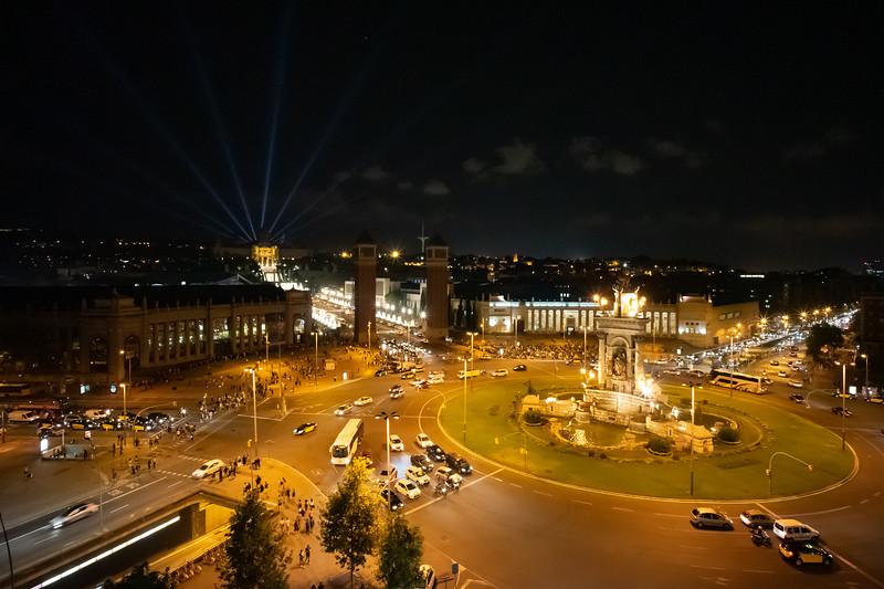 Placa d'Espanya