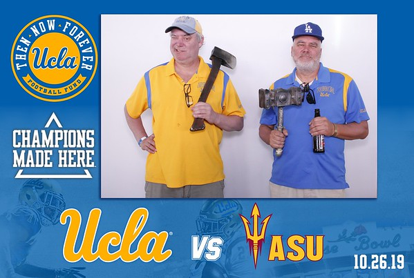 UCLA Bruins vs Arizona State University Tailgate 2019