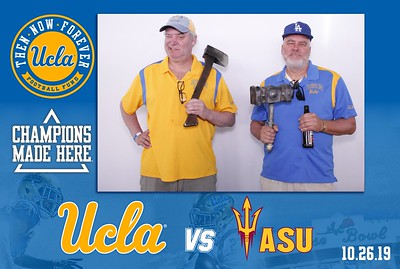 UCLA Bruins vs Arizona State University Tailgate 2019