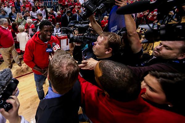 Indiana University vs. No. 3 Purdue | Instate Rivals