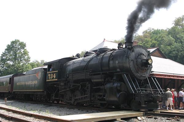2003 Western MD RR