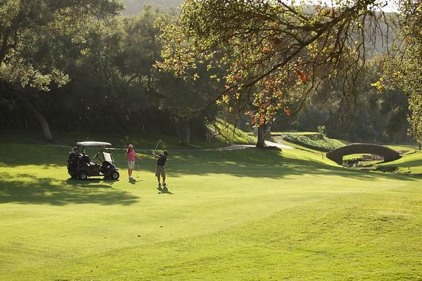 Cal-a-Vie Golf