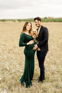 Emily & Aron Maternity