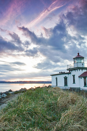 Discovery Park - West Lighthouse