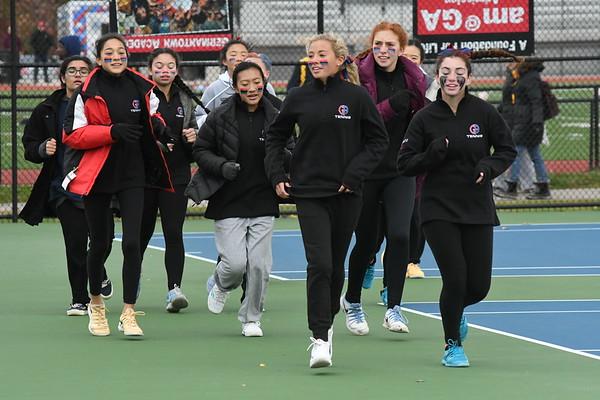 Girls Tennis: GA vs PC - Gallery I