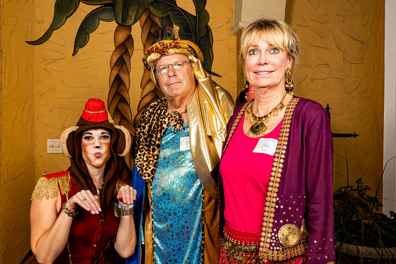 Arabian Nights Party