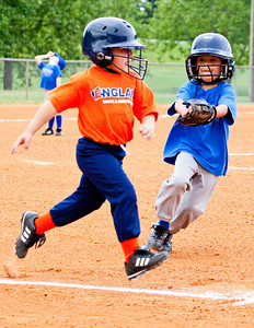 The Best Shots of T-Ball in Dickson