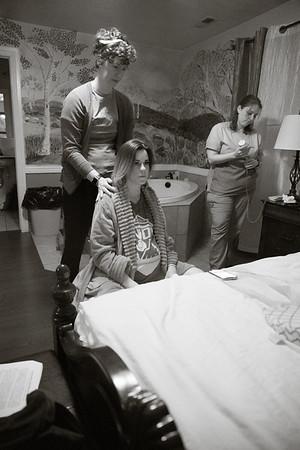 Burk - maternity, birth, newborn